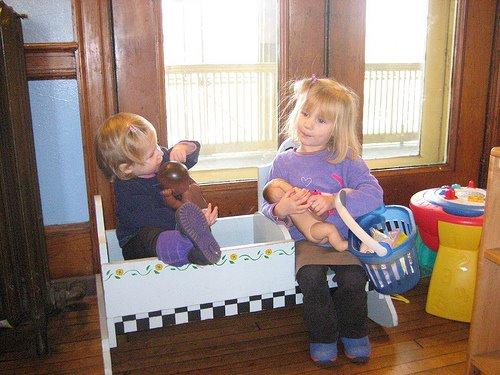 Jardin Infantil: Como Aprenden los Niños a Través del Juego Dramático