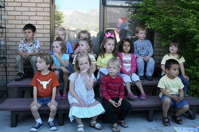 Niños prescolar