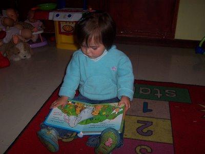 Desarrollando Habito de Lectura Infantil