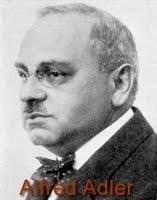 Doctor y Psicologo Alfred Adler 1870 - 1937