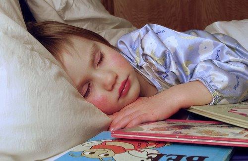 Jardin Infantil: Patrones del Sueño y Problemas al Momento de Dormir